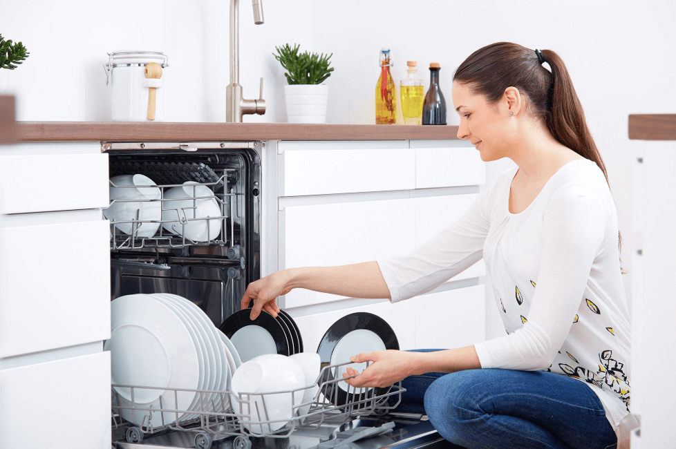 What are the steps to make repair your dishwasher?
