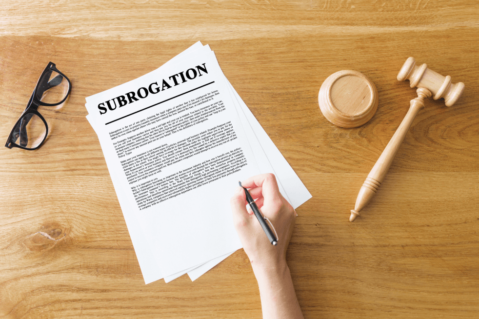 Subrogation Conflicts